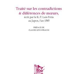 """Librairie La belle lurette – Rencontre et lecture trilingue – """"Européens & Japonais"""" de Luís Fróis – Jeudi 6 février à 19h30"""