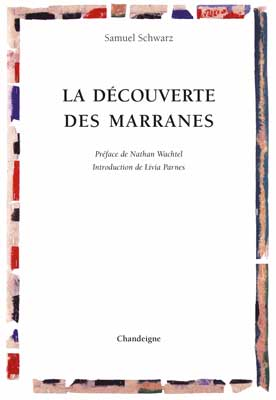 """""""La découverte des Marranes"""" dans Actualité Juive"""