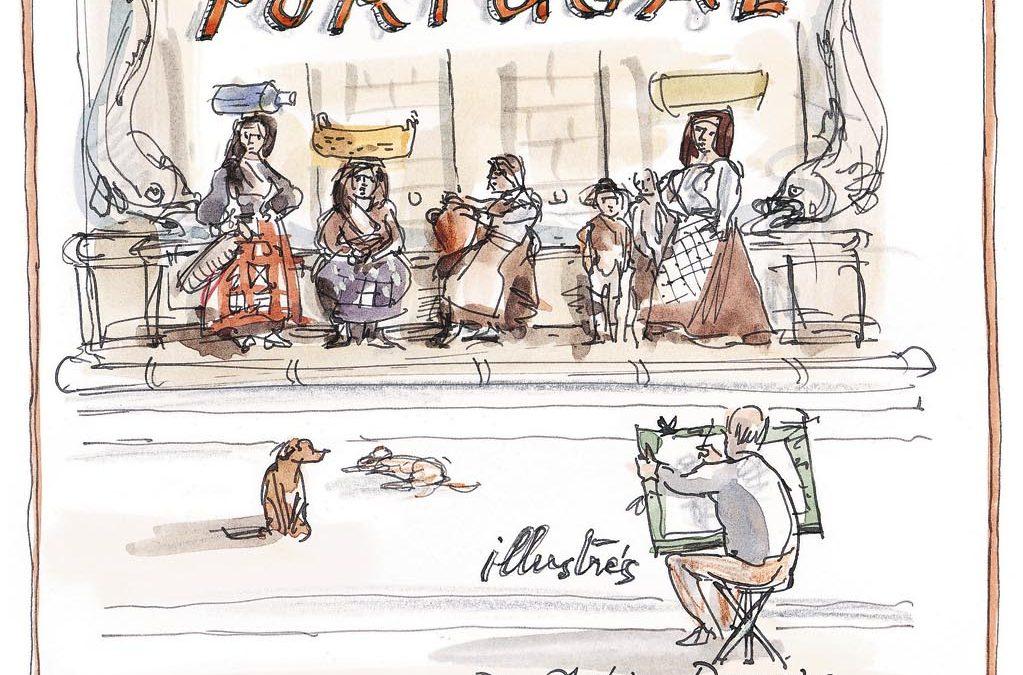 "Revue de presse – ""Contes du Portugal"" de Bernard Tissier & Philippe Dumas"