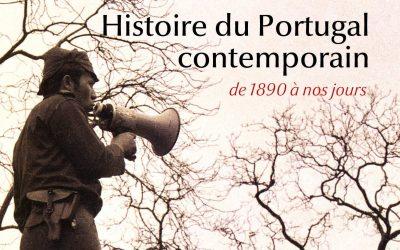 """Yves Léonard et son """"Histoire du Portugal contemporain""""  à la Librairie Lello de Porto le 14 juillet à 18h"""