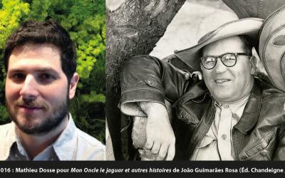 Grand prix de traduction de la ville d'Arles 2016 pour «Mon oncle le jaguar & autres histoires»