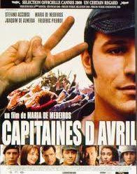 Projection du film «Capitaines d'avril» au cinéma L'entrepôt suivie d'une discussion avec Yves Léonard auteur de «Histoire du Portugal contemporain»