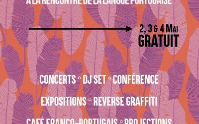 Michel Chandeigne à la librairie Durance à Nantes le 3 mai à 16h