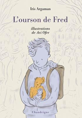 """Atelier-Conte """"L'ourson de Fred"""" – Mercredi 10 octobre à 15h – Bibliothèque Marguerite Audoux"""