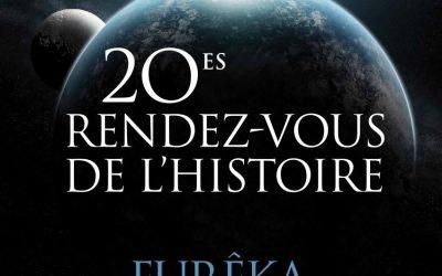 """""""L'ourson de Fred"""" aux """"Rendez-vous de l'histoire"""" de Blois – le 7 octobre 2017"""