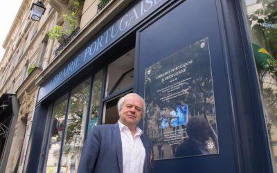 La librairie Portugaise & Brésilienne est dans le journal Le parisien