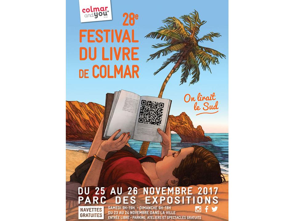 Les Éditions Chandeigne au salon du livre de Colmar – samedi 25 et dimanche 26 novembre