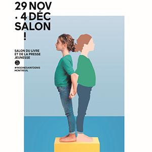 Éditions Chandeigne au Salon du Livre et de la Presse Jeunesse de Montreuil – du 29 novembre au 4 décembre.