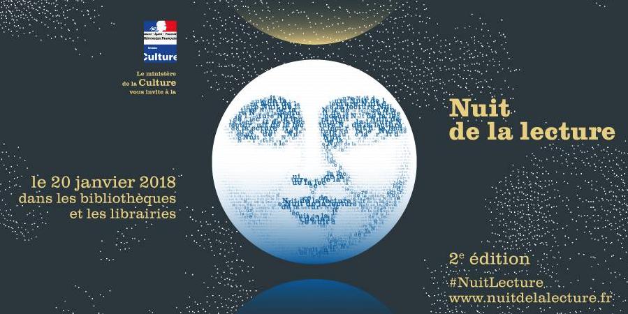 Nuit de la lecture : Carillon Luxembourg