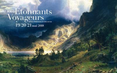 Festival Étonnants Voyageurs – 19, 20 & 21 mai 2018