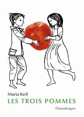 """Revue de presse – """"Les trois pommes""""  de Maria Keil"""
