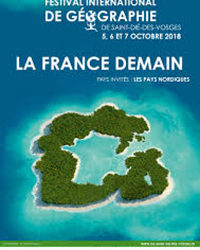 """Festival International de Géographie – Salon du livre & Conférence de Michel Chandeigne sur """"Prisonniers des glaces"""" – 5,6,7 octobre 2018"""