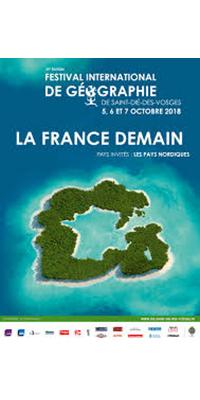 Festival International de Géographie – Salon du livre & Conférence de Michel Chandeigne sur «Prisonniers des glaces» – 5,6,7 octobre 2018