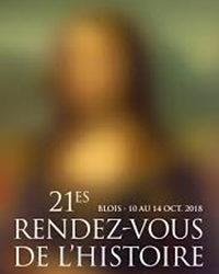 Rendez-vous de l'histoire – Salon du livre & Conférences de Michel Chandeigne et Jean-Paul Duviols – Du 10 au 14 octobre 2018