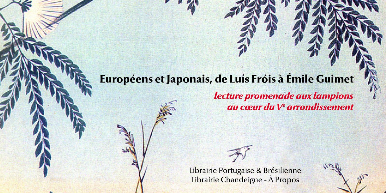 Nuit De La Lecture 2019 Europeens Et Japonais De Luis