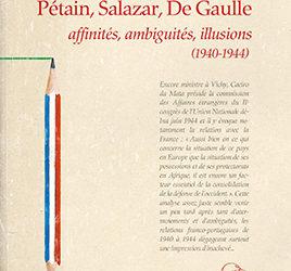 Librairie Lamartine à Neuilly – Samedi 25 mai à 16h – Rencontre & signature avec Patrick Gautrat autour de son livre «Pétain, Salazar, de Gaulle»