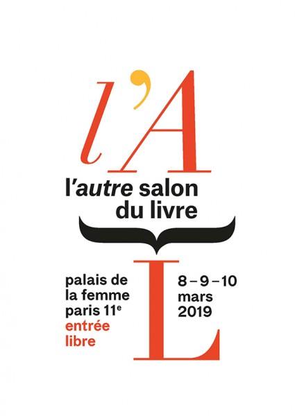 L'autre Livre – Du 8 au 10 mars 2019 – Palais de la femme – Paris