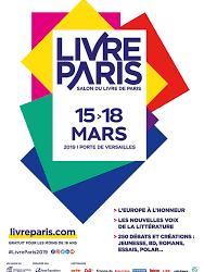 Livres Paris – Nous y serons ! – Du vendredi 15 mars 2019 au lundi 18 mars 2019 – Stand IDF M28