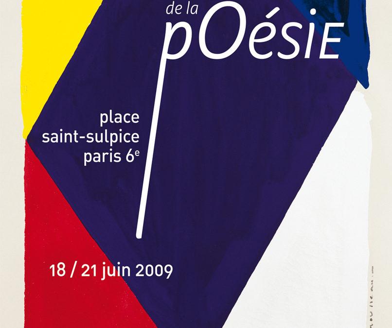 Marché de la poésie – Du 5 juin au 9 juin 2019