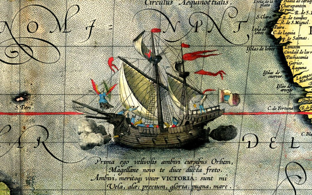 Voyage de Magellan – Épisode 2