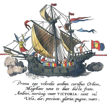 Voyage de Magellan – Épisode 3