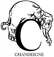 Editions Chandeigne