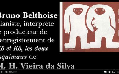 [Retraite Chandeigne n°26] Vieira da Silva & René Char par Bruno Belthoise
