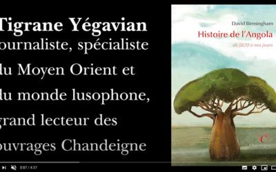 [Retraite Chandeigne n°24] Tigrane Yégavian présente «Le Cinquième empire» de Dominique de Roux