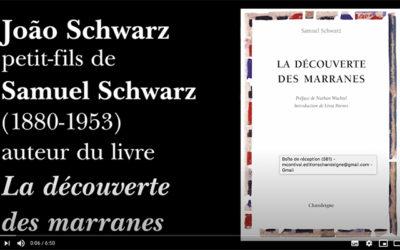 [Retraite Chandeigne n°22]La communauté marrane de Belmonte au Portugal par João Schwarz