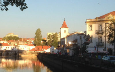 La ville de Tomar, sa synagogue et son histoire par Samuel et João Schwarz. Film de Livia Parnes.