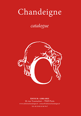 Catalogue Chandeigne 2017