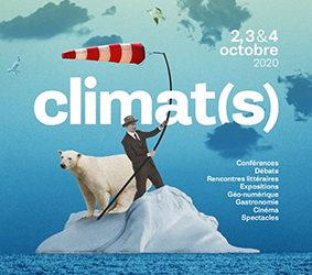 Festival international de géographie & Salon du livre de Saint Dié des Vosges – du 2 au 4 octobre 2020