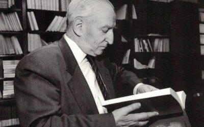 Eduardo Lourenço (1923-2020). In memoriam.